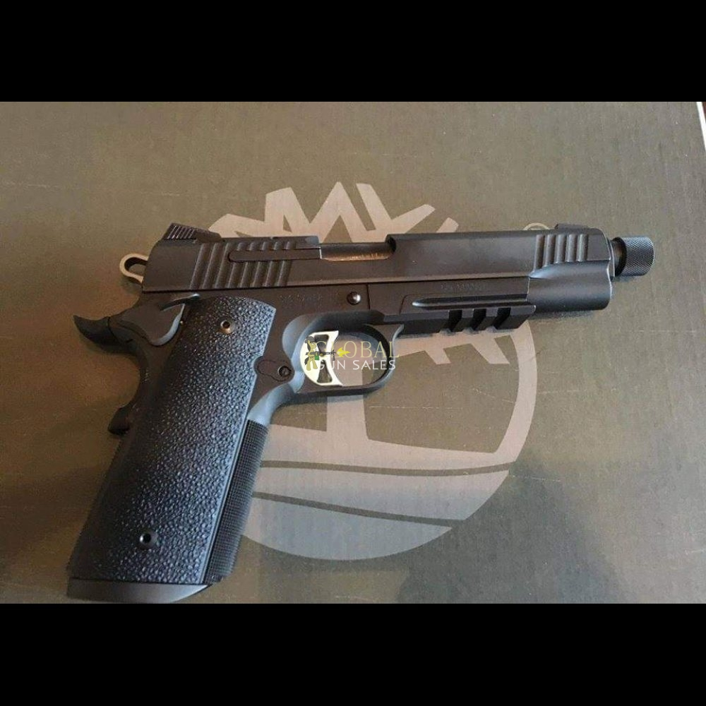 Sig Sauer 1911 Tacops Threaded Barrel Full size .45acp
