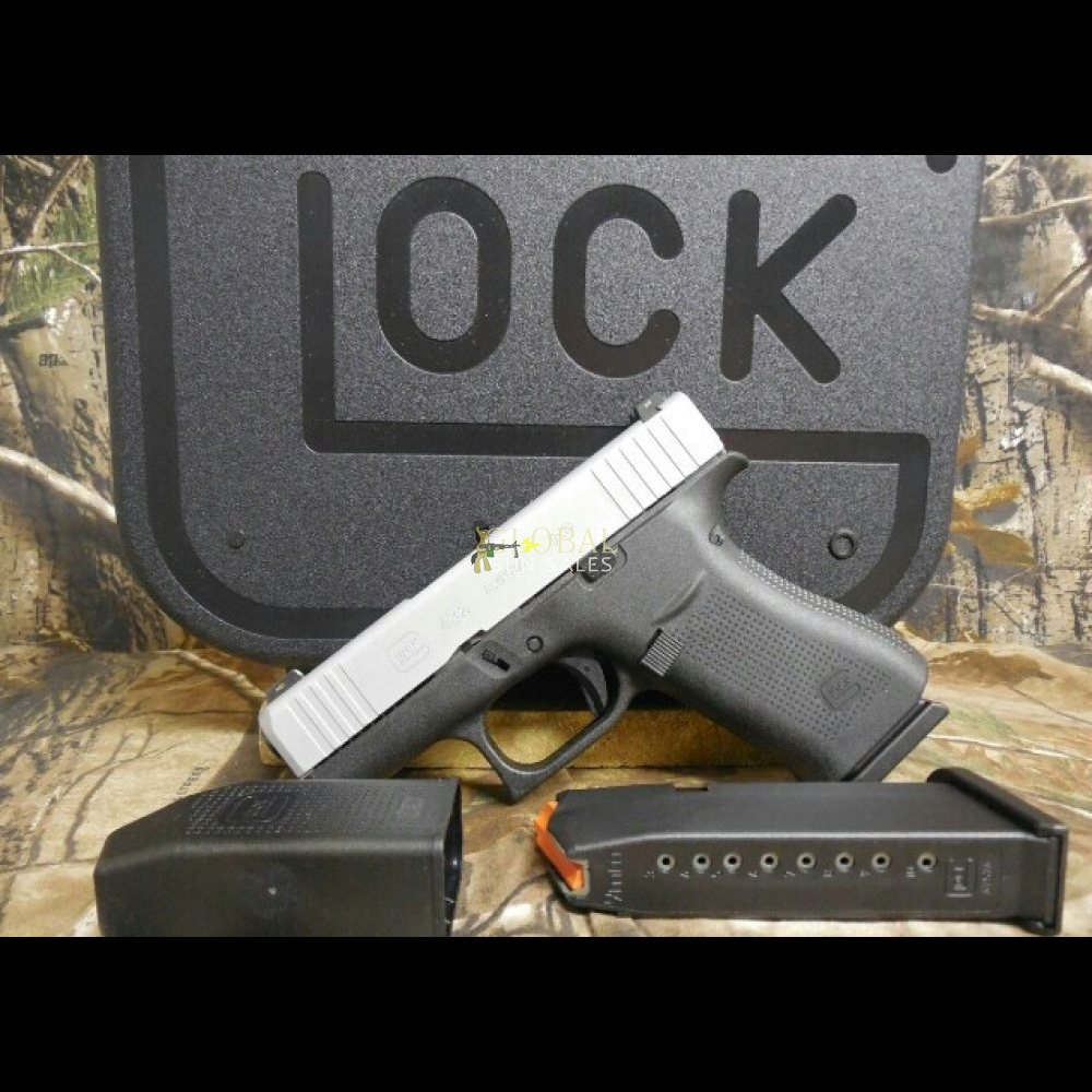 GLOCK G-43X, NIGHT SIGHTS.. NIB