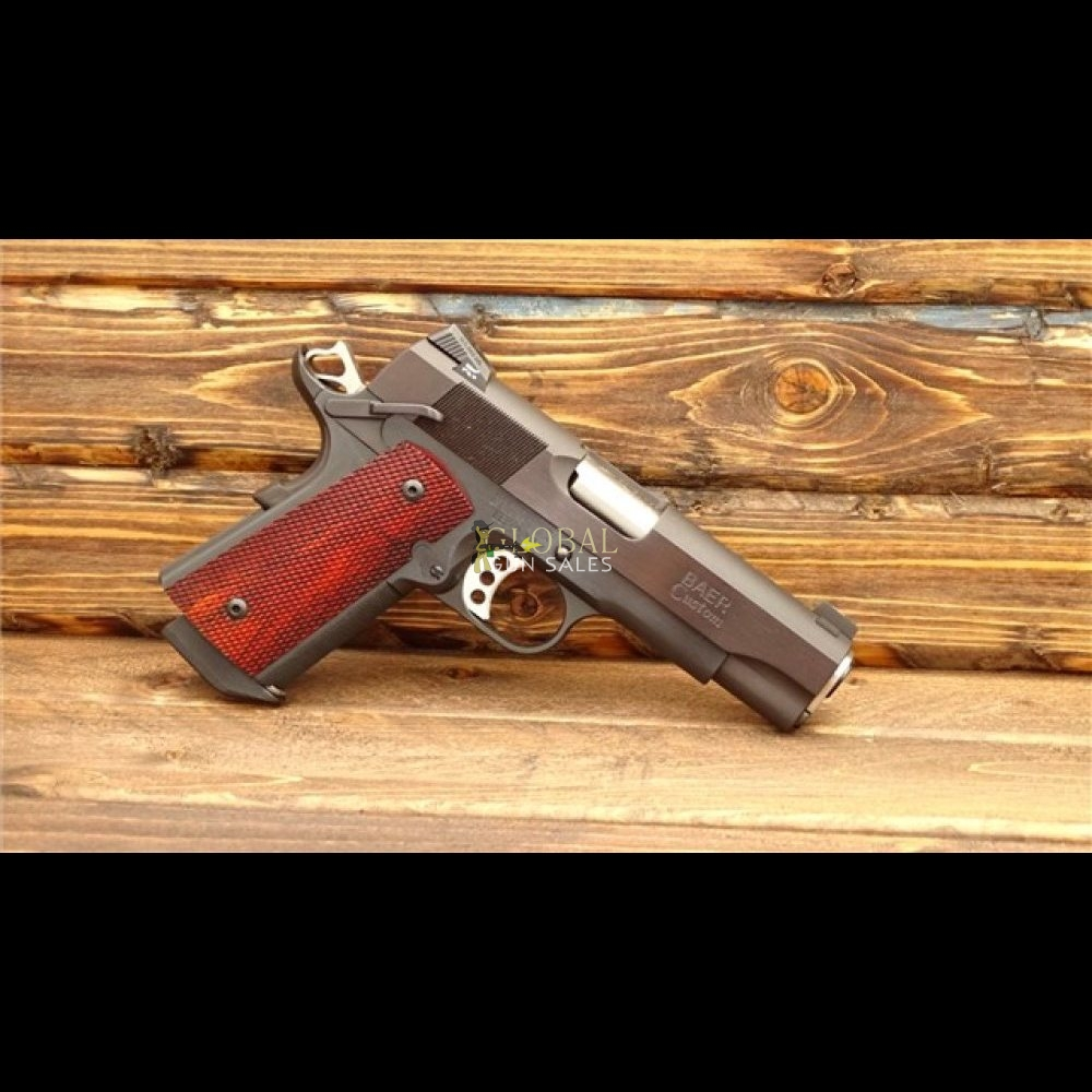 LES BAER CUSTOM NM 1911 BUILD