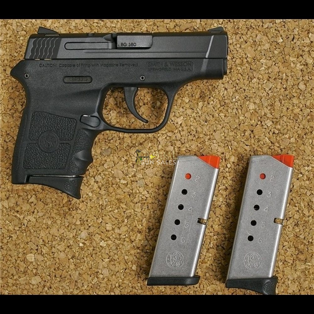 SMITH&WESSON M&P BODYGUARD 380 AUTO