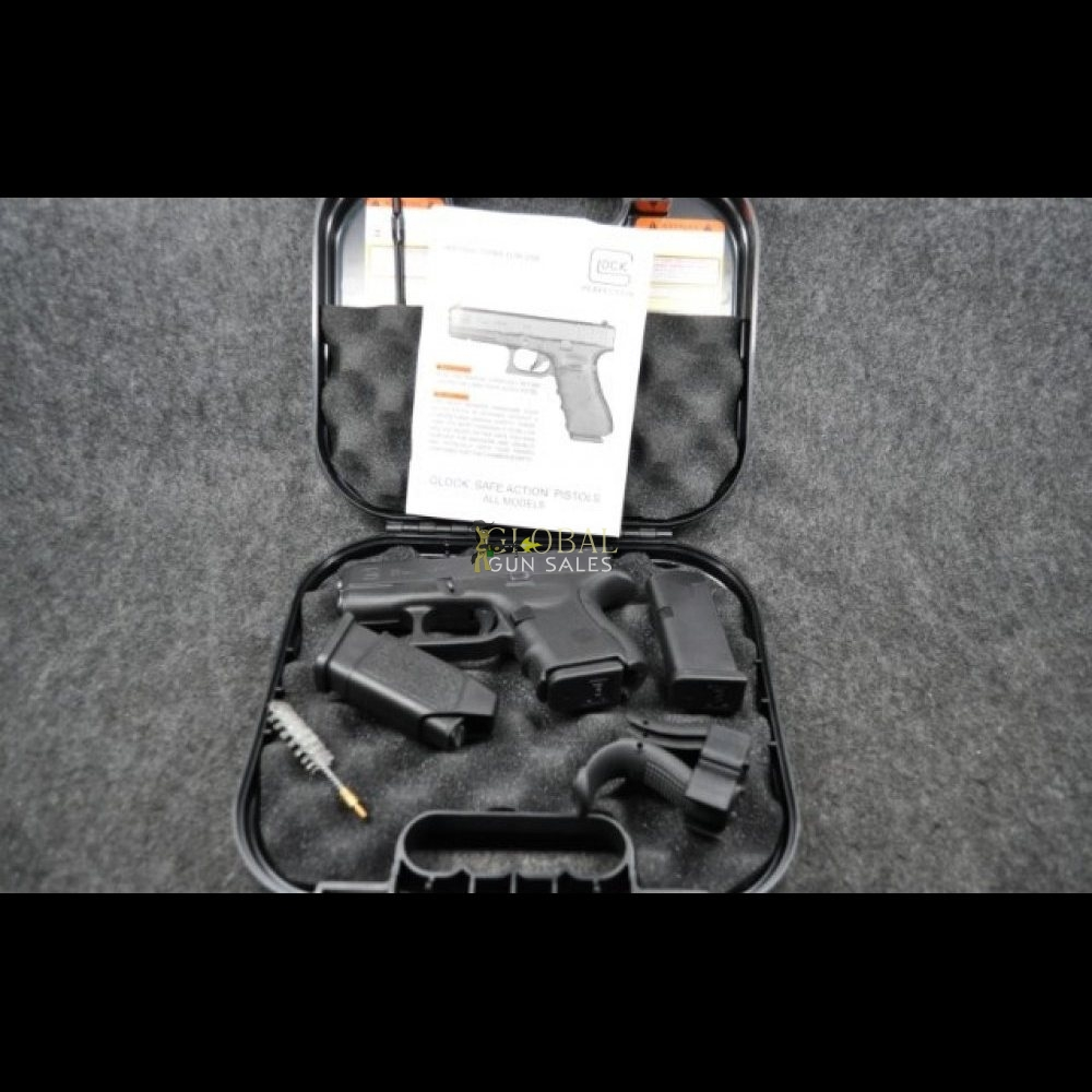 Glock 26 Gen4 9mm Clean Excellent