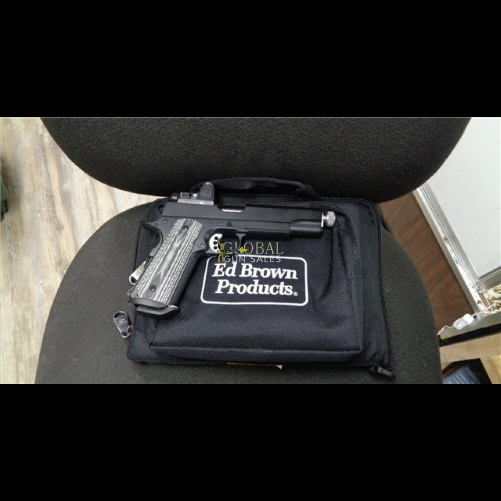 ED BROWN SPECIAL FORCES 9mm