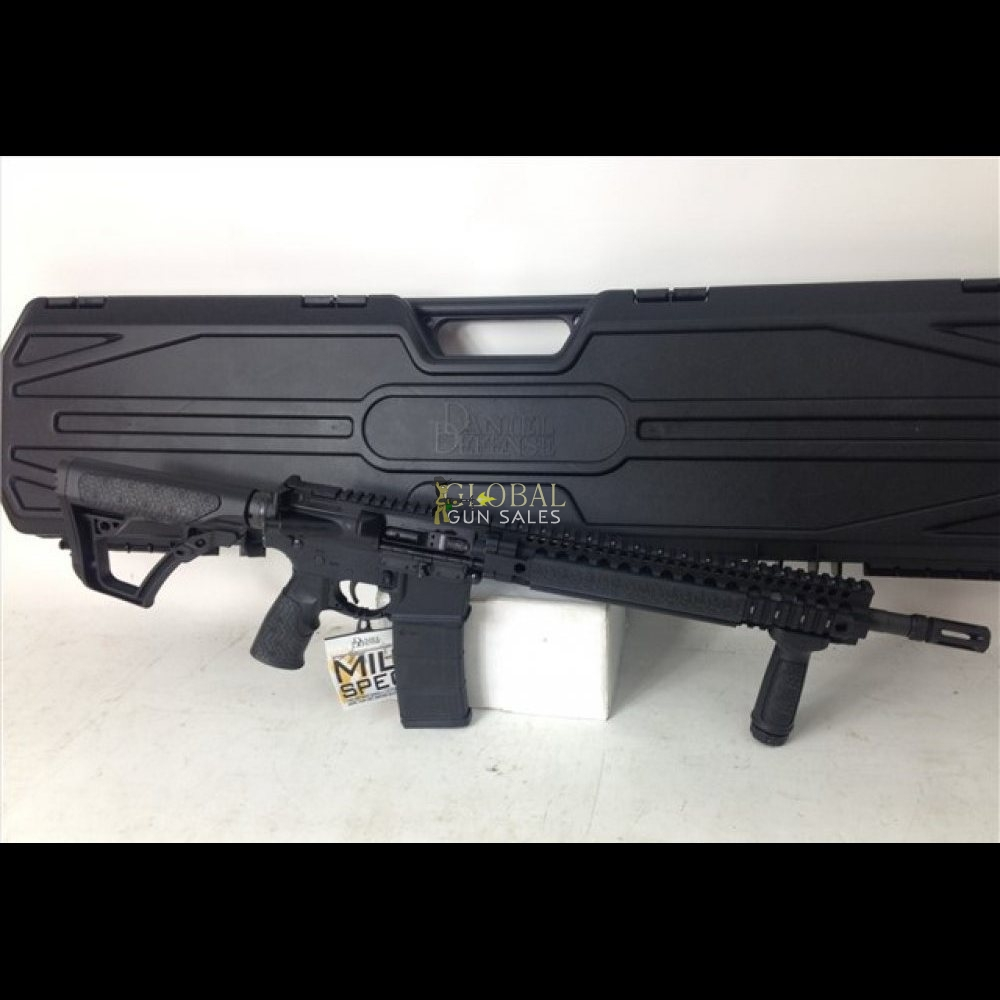 Daniel Defense M4 V5 S 556 DDM4 V5S Rifle 14.5