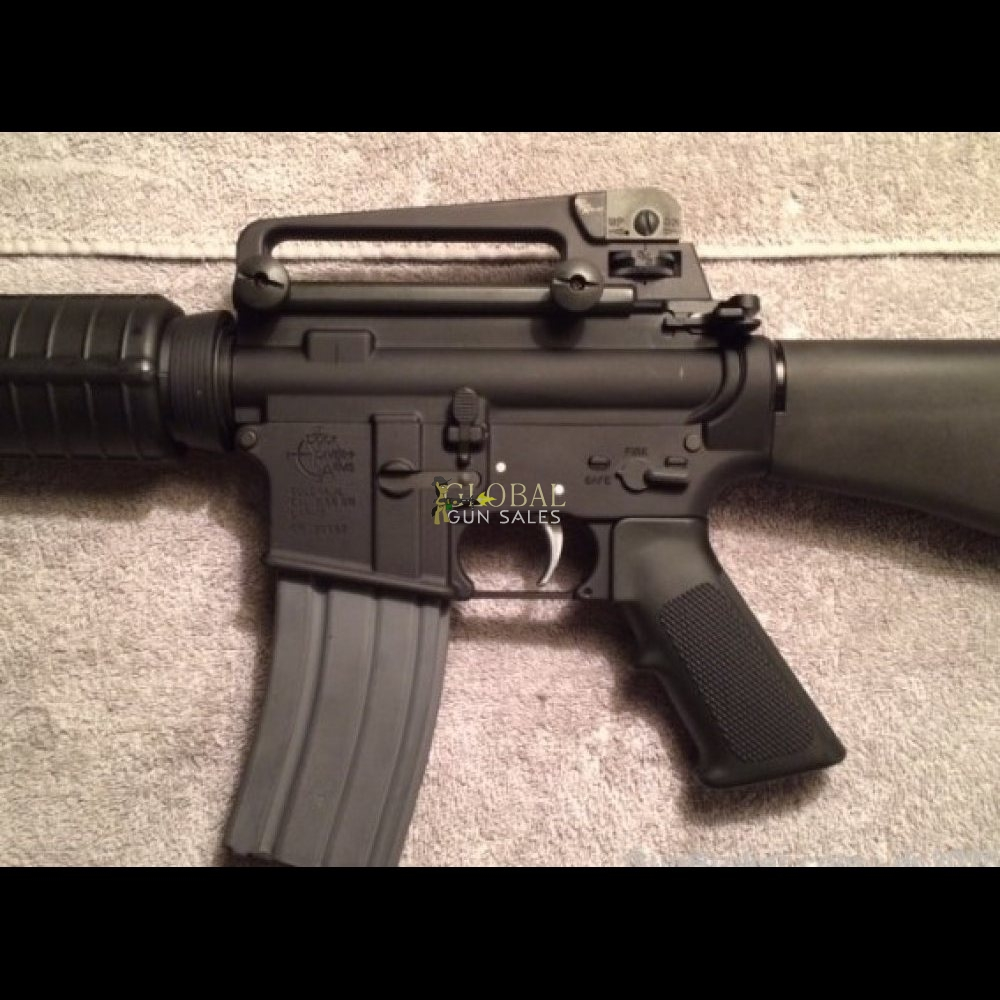 ROCK RIVER ARMS LAR-15 NM A2
