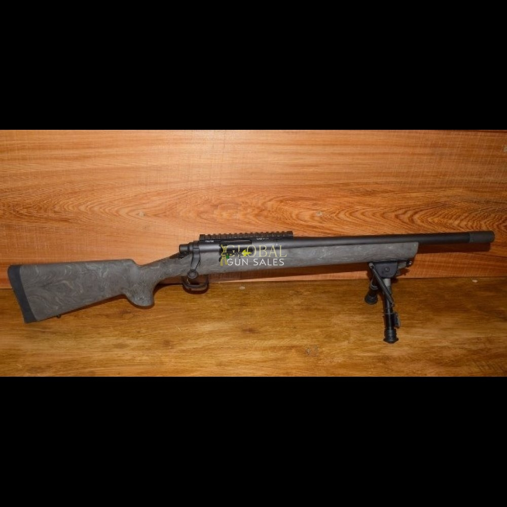 REMINGTON MODEL 700 AAC-SD .300 BLACKOUT & BIPOD