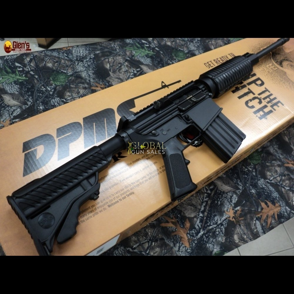 DPMS ORACLE AR10 AR 10 RFLR 308/7.62 NIB WITH RED DOT, 16