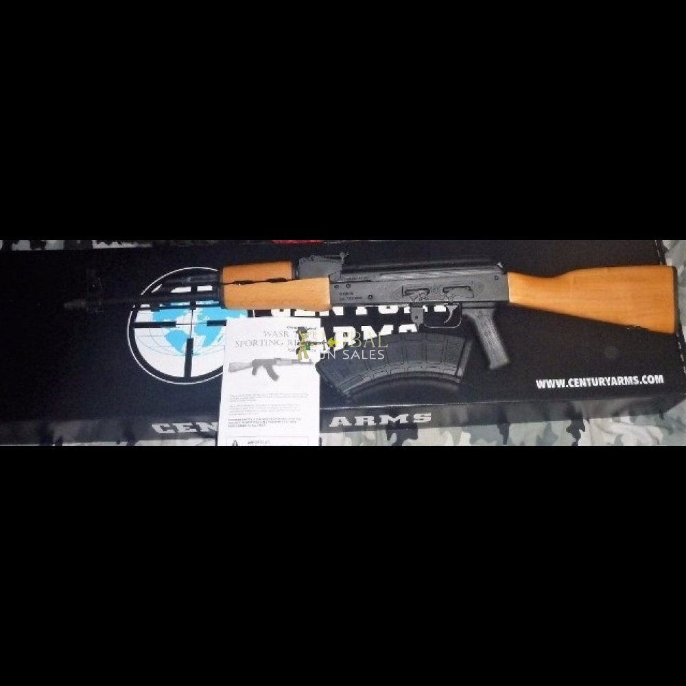 NEW AK-47 GP WASR 10 POST SAMPLE MACHINE GUN