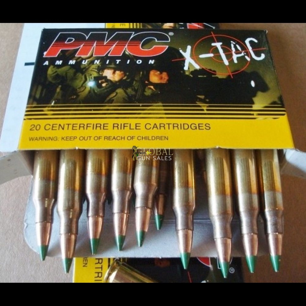 1000 PMC 5.56 SS109 AMMO XM855 NATO 62GR