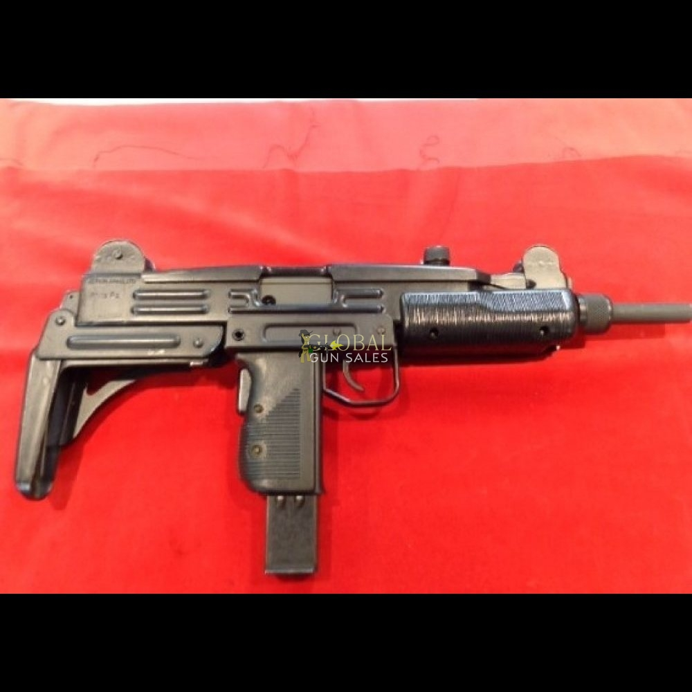 EXCELLENT UZI-9MM PRE-86 DEALER SAMPLE MACHINEGUN