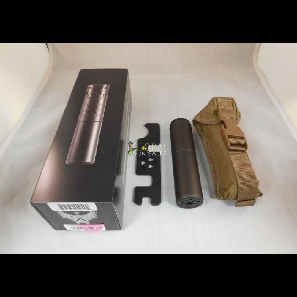 SILENCERCO SAKER 556 5.56 SUPPRESSOR NEW IN BOX