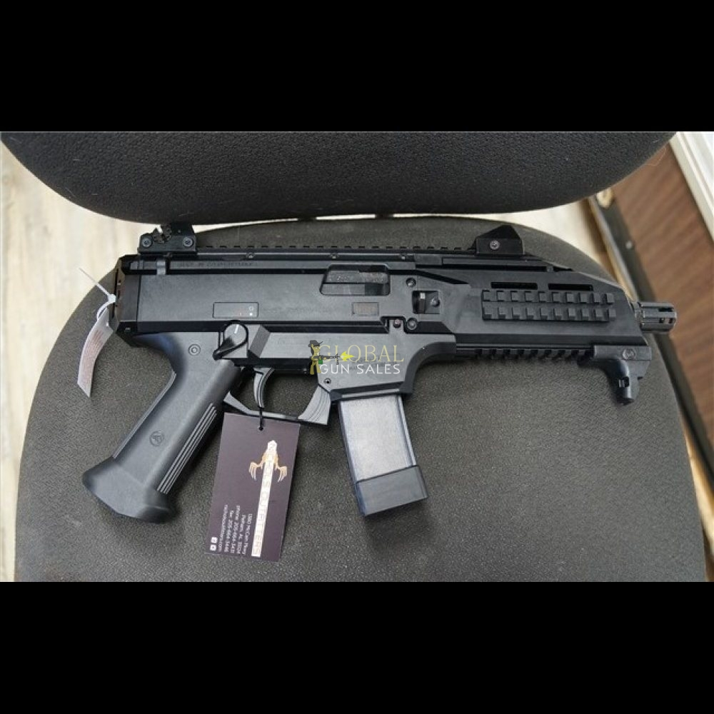 CZ SCORPION EVO S3 9MM