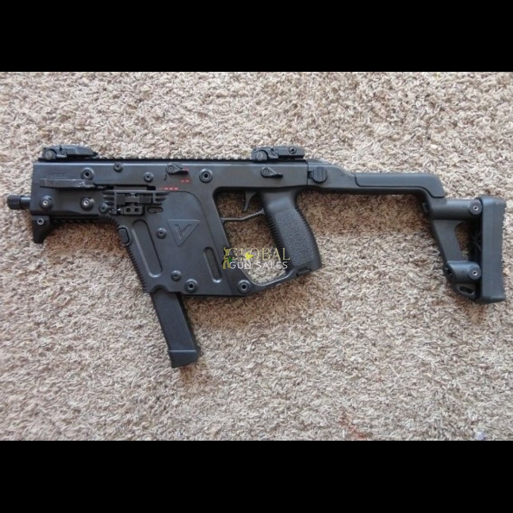 KRISS VECTOR 45 SMG POST SAMPLE MACHINE GUN NEW!