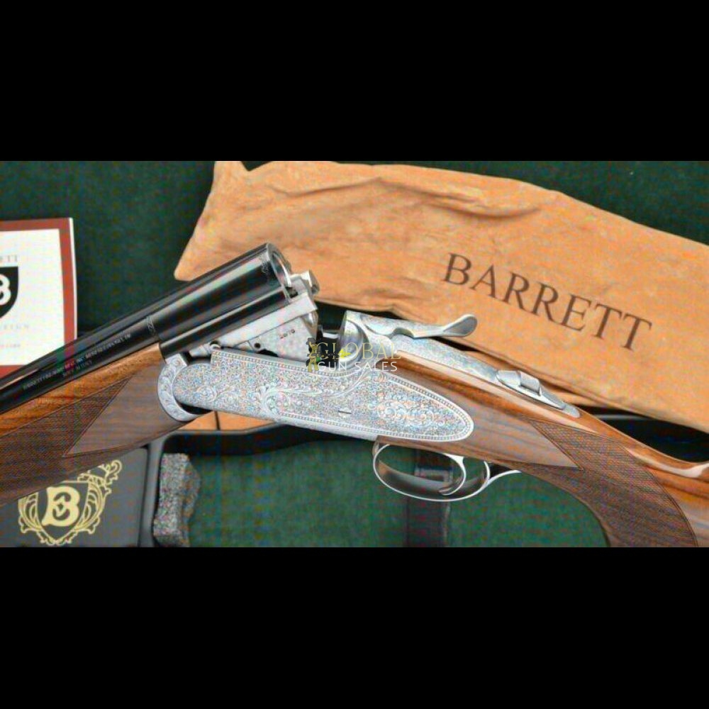 Barrett Sovereign ~ Albany Over & Under ~ 28 Gauge