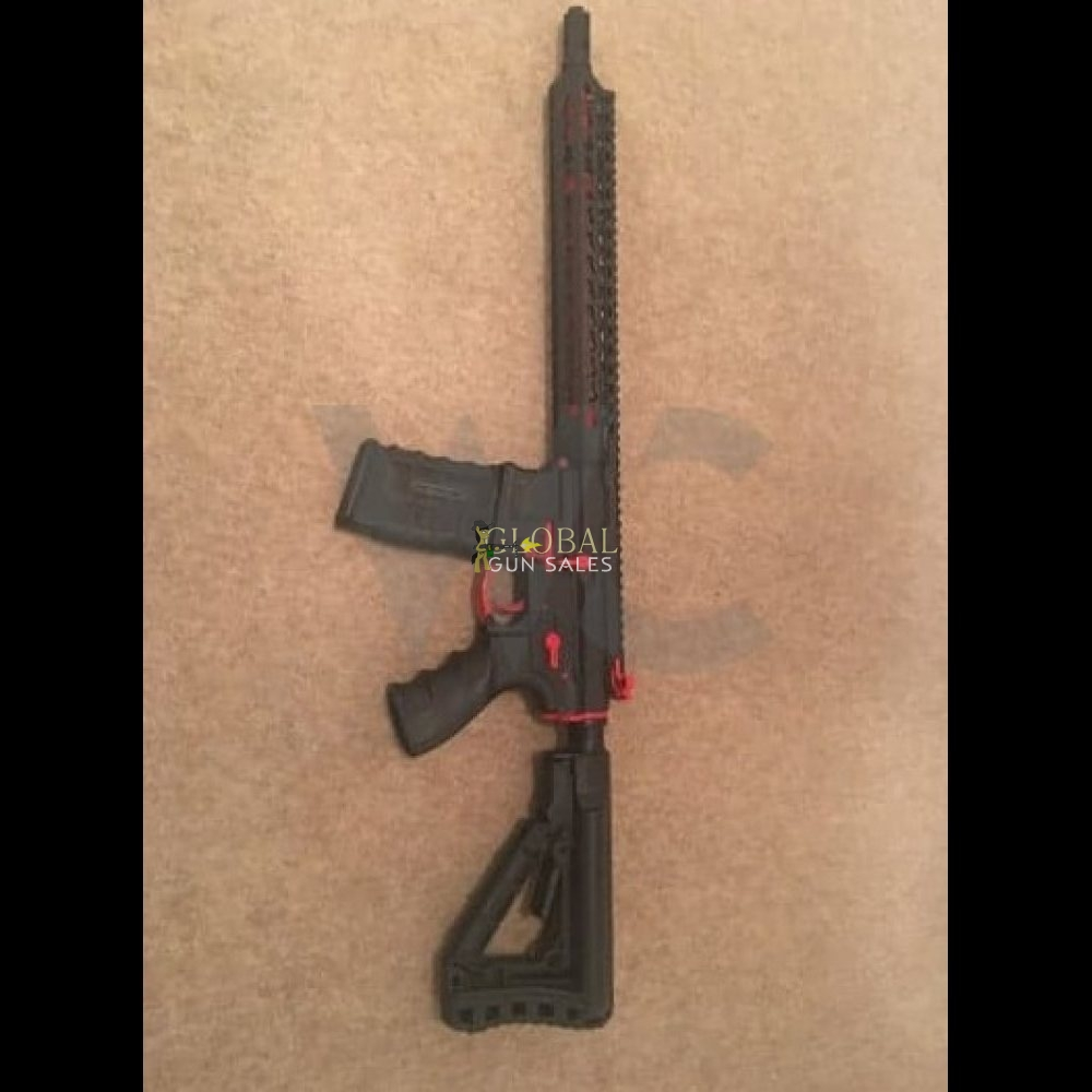 G&G COMBAT MACHINE CM16 SRXL RED ADDITION