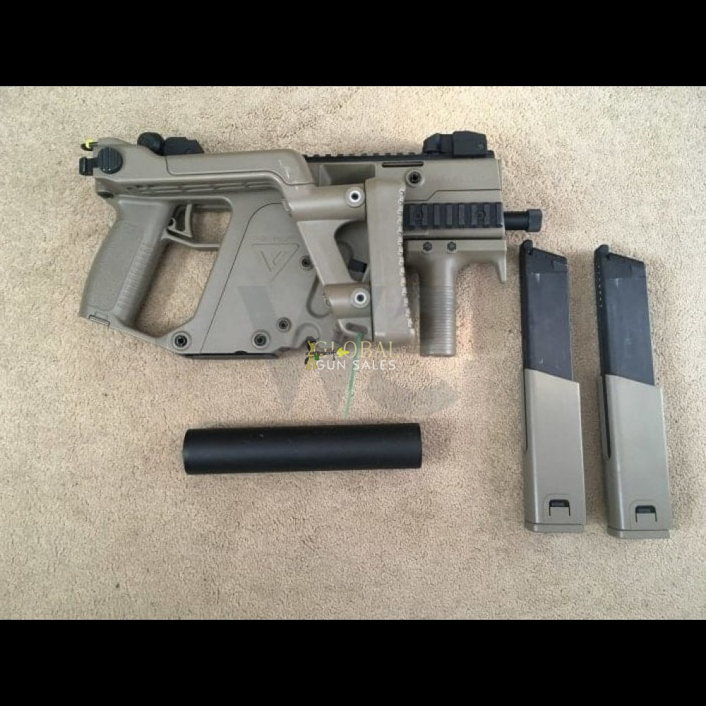 AIRSOFT KWA KRISS VECTOR  RARE