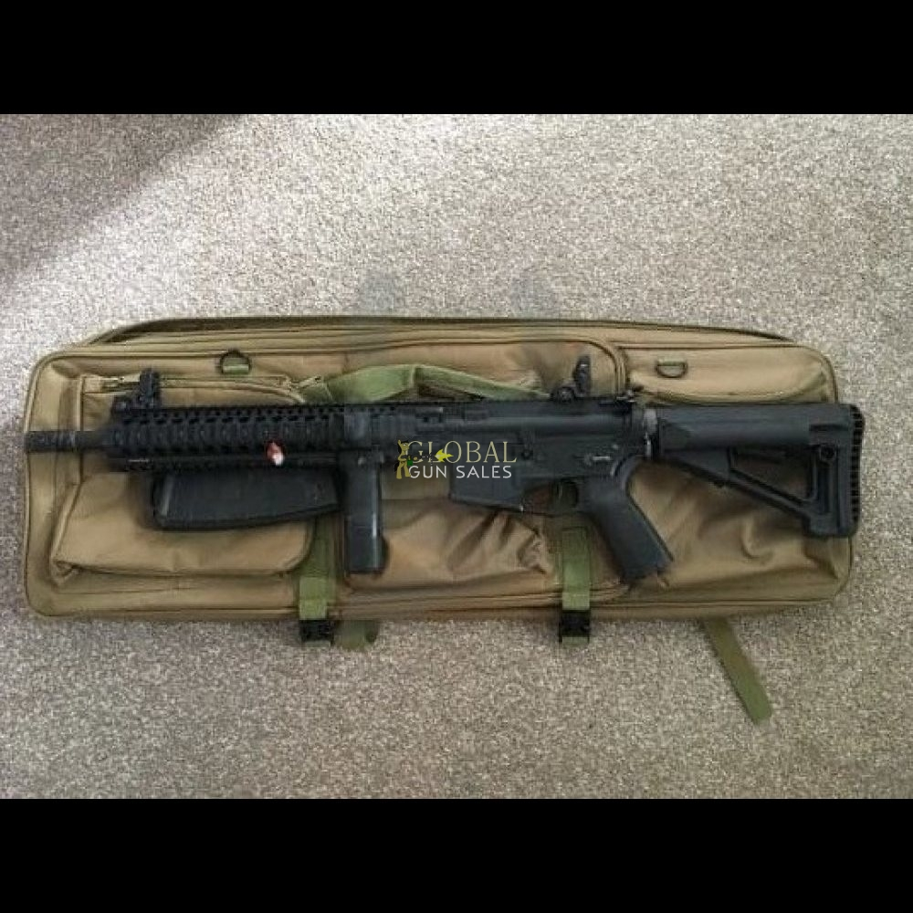 AIRSOFT RARE UPGRADED CUSTOM KWA MAGPUL RMT ERG