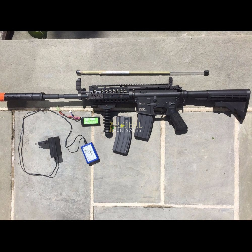 KWA KM4S TACTICAL AIRSOFT AEG
