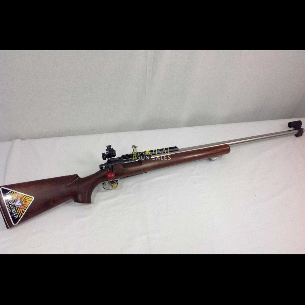 Remington 700 Palma rifle 6.5x284