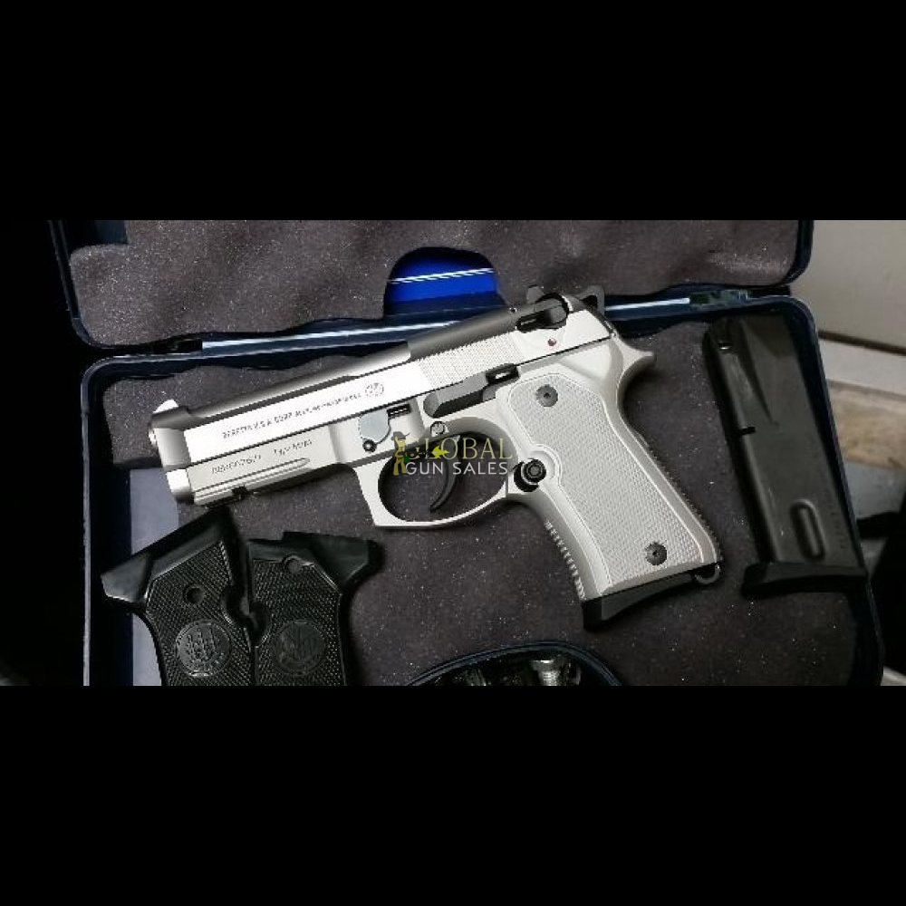 Beretta M9A1 Compact INOX Stainless 9mm