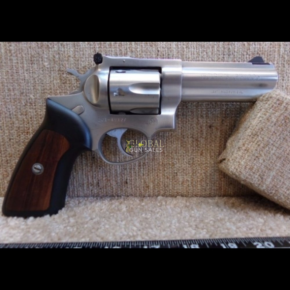Ruger GP100,Bright Stainless,NIB 357 Mag NEW