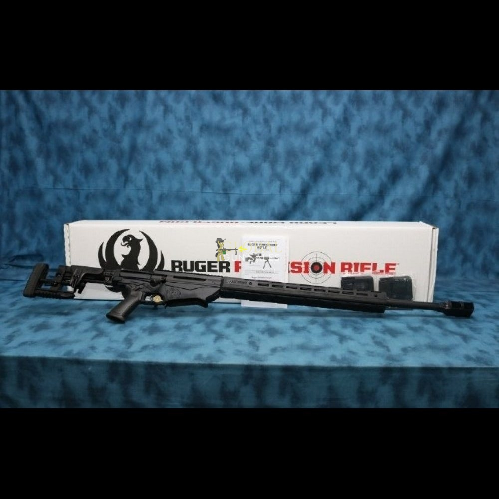 RUGER PRECISION RIFLE .300 WIN MAG